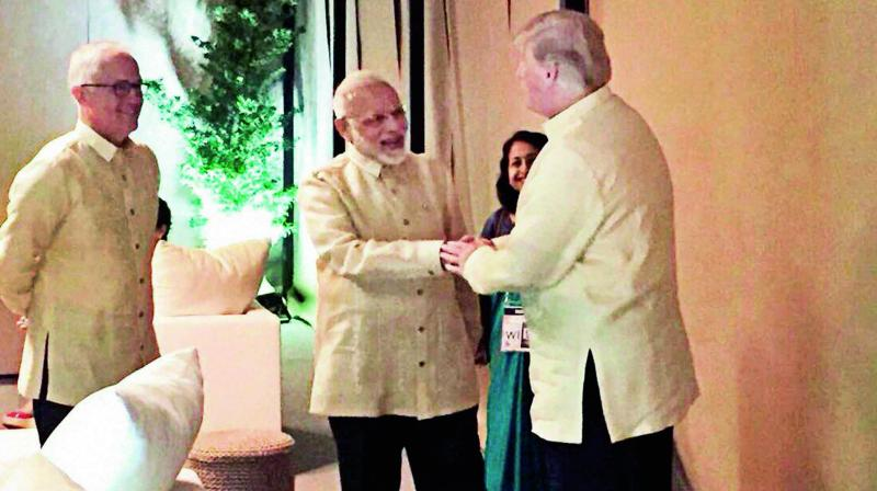 India, US, Japan, Australia hold first 'Quad' meet – Open Indo-Pacific zone