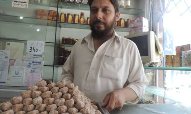 The family who brought an Indian sweet to Pakistan