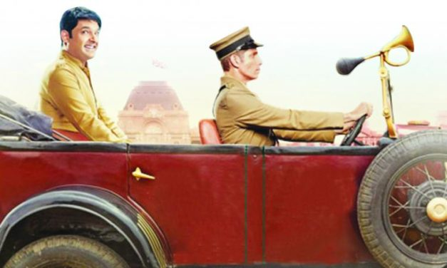 Firangi movie review: Kapil Sharma's failed attempt!