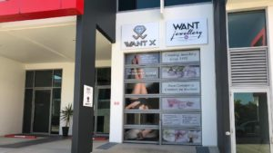 Gold coast armed robbery in Southport