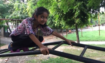 Delhi seven-year-old wins fight to save park