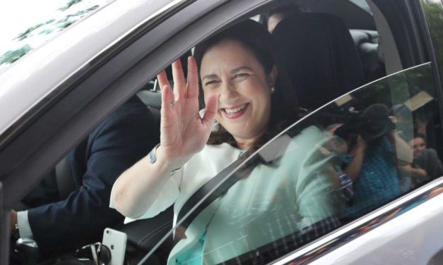 Queensland election: Labor's Annastacia Palaszczuk claims victory with at least 47 seats