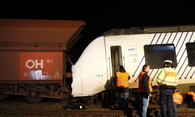 Germany: Dozens injured after two trains collide near Duesseldorf city