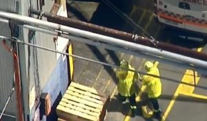 western Sydney worksite accident