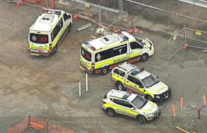 workplace accident at Yatala