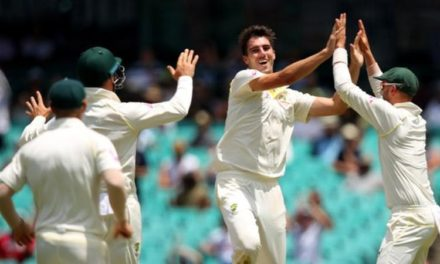 Ashes: Australia beat England by innings & 123 runs to seal 4-0 series win