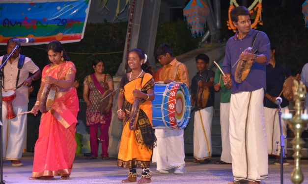 A Multicultural Event for the Shining Sun in the Sunshine State –By Dr. Vasugi Sithirasenan