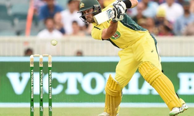 Glenn Maxwell left out of Australia's one-day international squad to face England