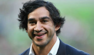 "Thurston said the country needs to ""have a chat"" about Australia Day."