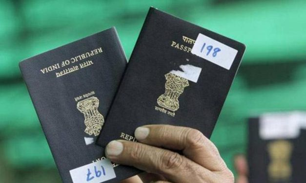 Man takes off to United Kingdom on Chandigarh NRI's stolen passport