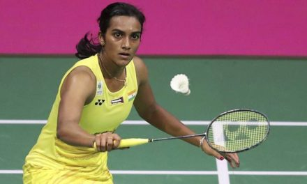PV Sindhu joins Saina Nehwal in second round of Indonesia Masters, P Kashyap knocked out