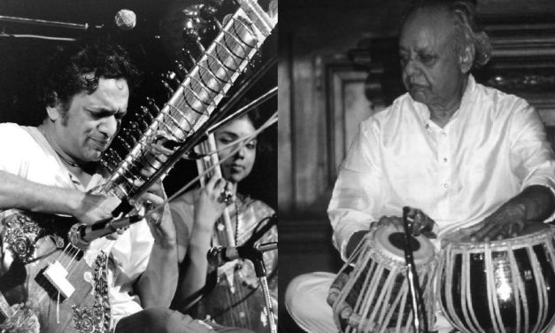 Watch: Ravi Shankar and Alla Rakha teach the basics of playing sitar and tabla