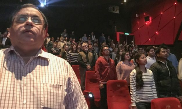 Celebrating victory: A Kerala film club battled on national anthem in cinemas