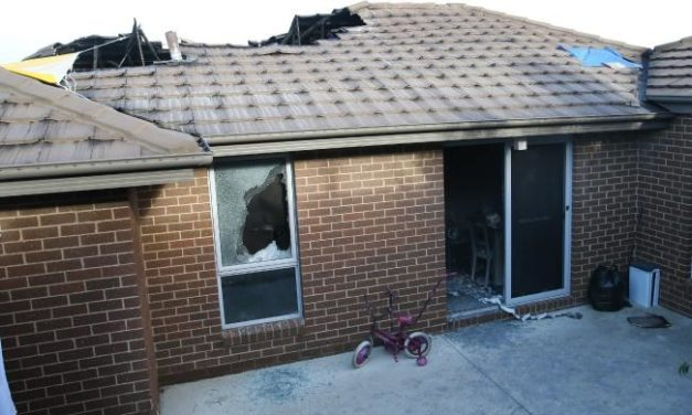 Three bodies found inside burnt out Canberra home