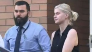 Timber stake found near body of Brisbane uni student's mum: Court