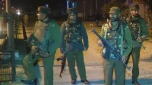 Sunjwan Army camp attack Jammu