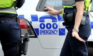 Victoria police have charged woman