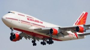 Air India scripts history by flying to Israel via Saudi airspace