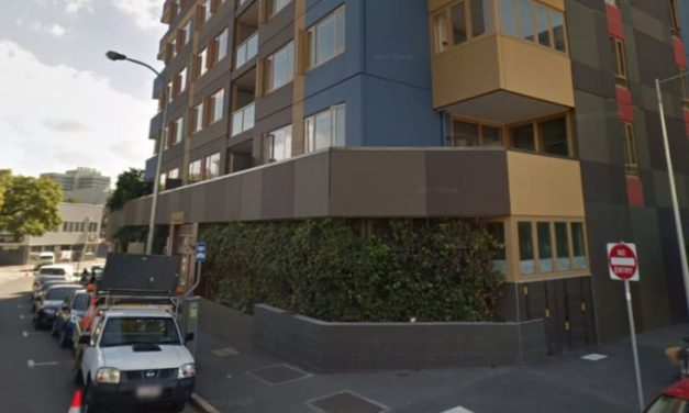 Attempted murder charges after man 'pushed' from Brisbane balcony
