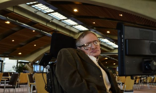 Professor Stephen Hawking has died, aged 76