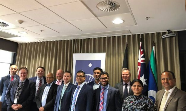 Australia Indian Business Council Roundtable at Brisbane