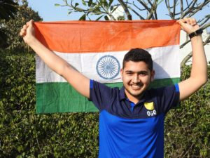 Anish Bhanwala - India's youngest Commonwealth Games gold medallist
