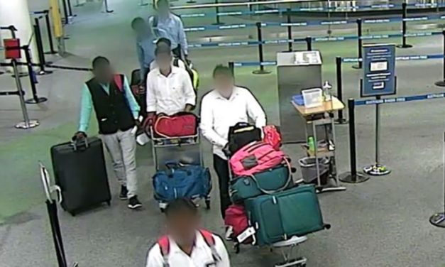 Nine Indians posing as Commonwealth Games imposters detained by Australian Border Force officials at Brisbane Airport.