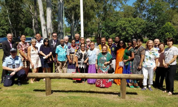 Harmony Day celebration by Fiji Seniors Association