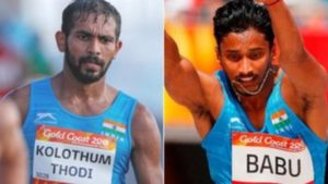 Two Indian athletes sent home for violating 'no-needles' policy