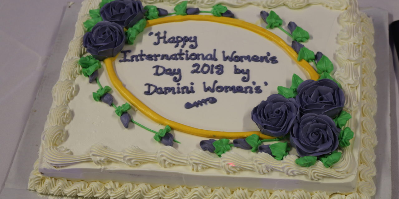 International Women's Day 2018 By Damini Women's Association of Queensland Inc