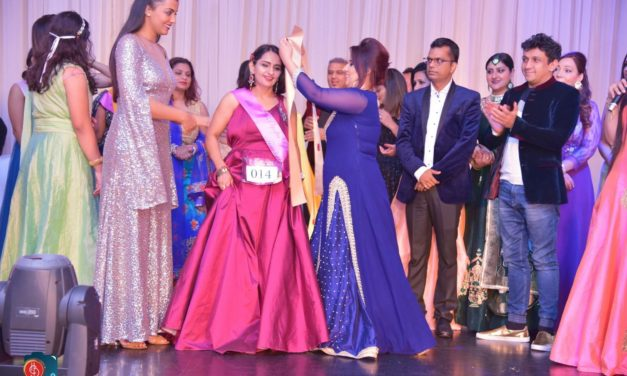 Neetu Suhag wins the Title of Mrs Congeniality Global India 2018