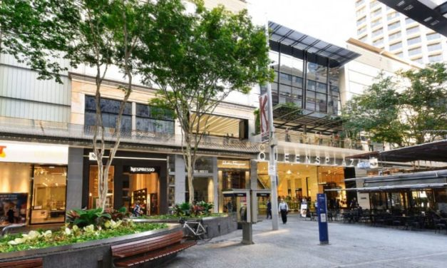 Centre refurbishment to bring a new bar above the Queen Street Mall