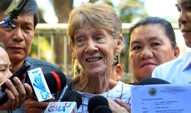 Philippines' Duterte says he ordered probe into Australian nun