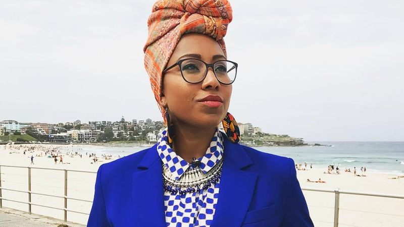 Yassmin Abdel-Magied 'deported from US' after just three hours