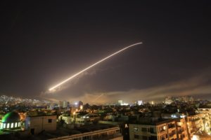 Russia promises 'consequences' for US airstrikes