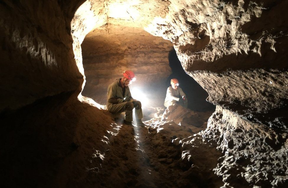 The hidden secrets of India's world record-breaking 'fairy cave'