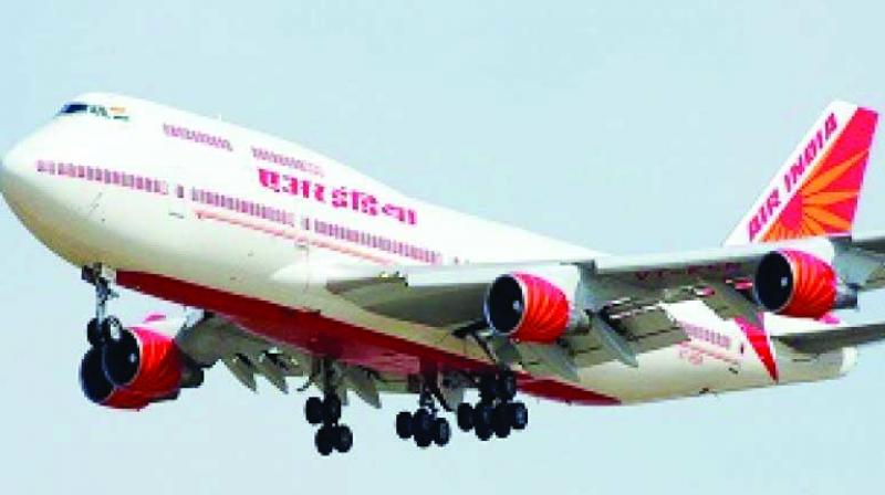 Air India crew member alleges molestation onboard by pilot