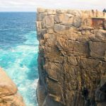 Tourist 'taking selfie' plunges to death in front of friends at popular WA attraction