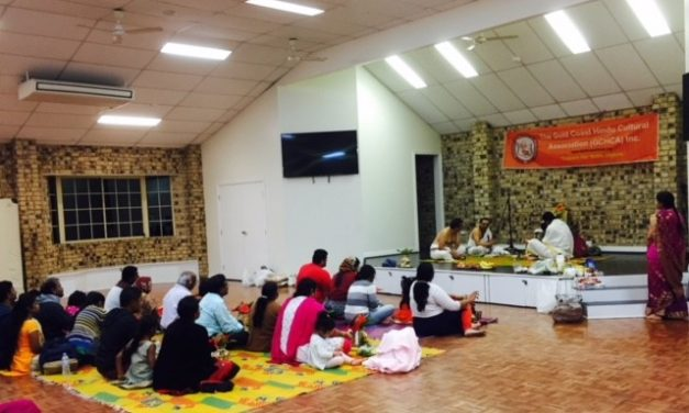 Gold Coast Hindu Cultural Association (GCHCA)