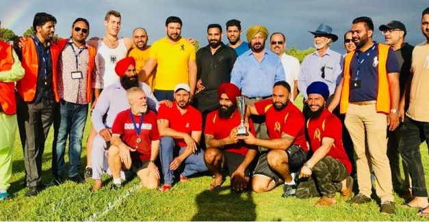Guru Nanak Sikh Temple (GNST) Inala Sports Tournament