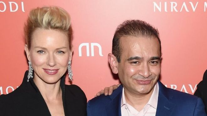 Indian gem billionaire Nirav Modi 'fled to London'