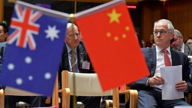 Is racism worsening Australia's China influence row?