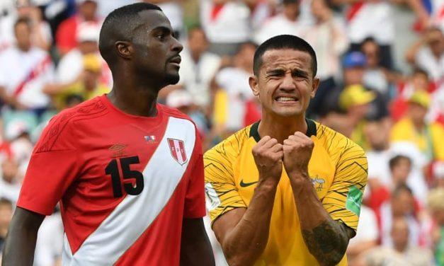 Socceroos World Cup over after defeat to Guerrero-inspired Peru