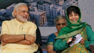 India Kashmir: BJP pulls out of controversial alliance