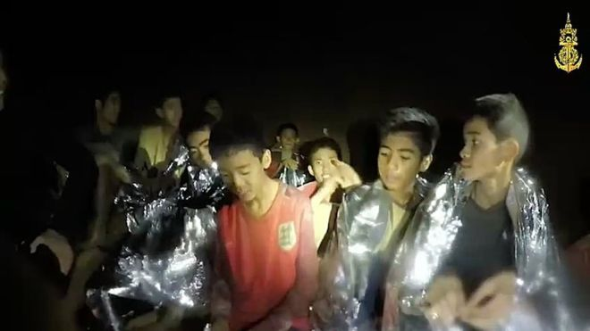 Cave rescue: Boys and football coach free from Tham Luang
