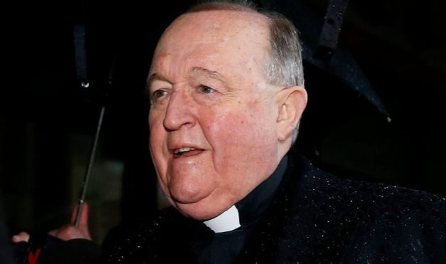 Australia PM says Pope must sack archbishop over cover-up