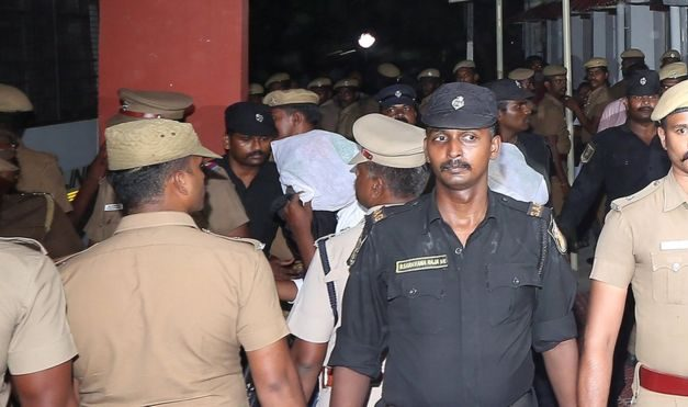 India rape: 17 men accused of multiple attacks on 11-year-old girl in Chennai