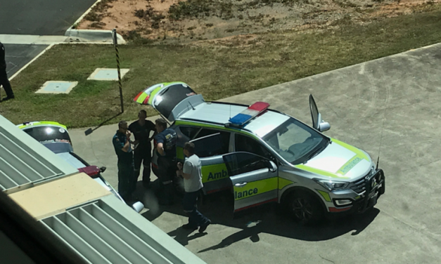 Contractor dies after falling in workplace incident at James Cook University campus