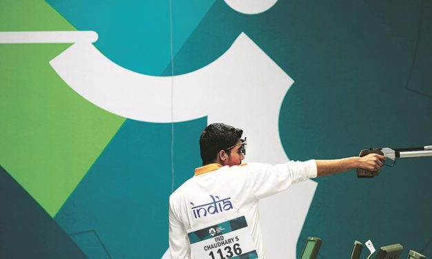 Asian Games 2018: 16-year-old Saurabh Chaudhary blows away top guns to shoot gold