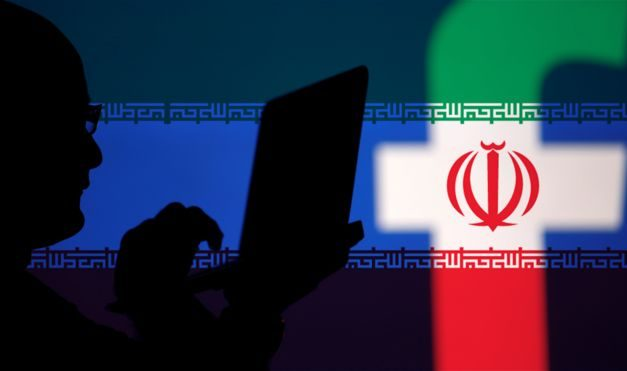 Facebook finds more fake accounts from Iran